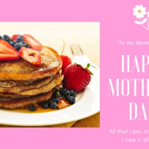 Mother's Day Breakfast Buffet